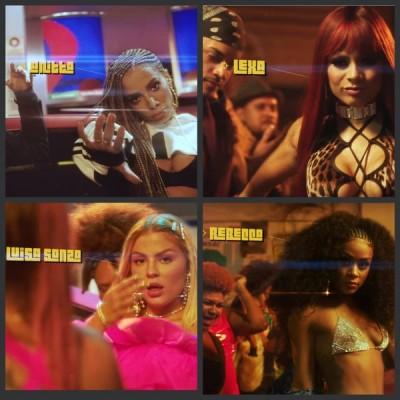 Anitta, Lexa, Luisa Sonza feat MC Rebecca - Combatchy