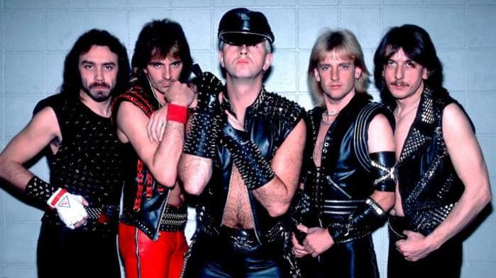 Judas Priest Rock and Roll hall of Fame 2020 nominee