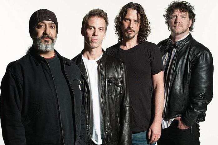 Soundgarden Rock and Roll hall of Fame 2020 nominee
