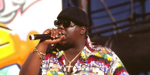 The Notorious B.I.G. Rock and Roll hall of Fame 2020 nominee