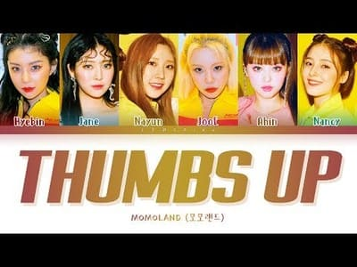 MOMOLAND-Thumbs Up