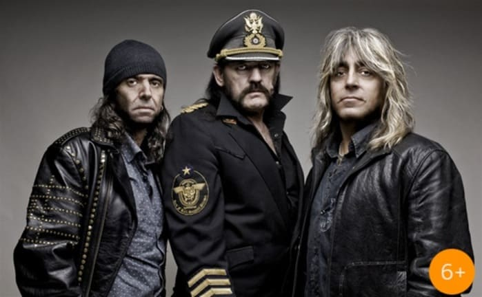 Motörhead Rock and Roll hall of Fame 2020 nominee